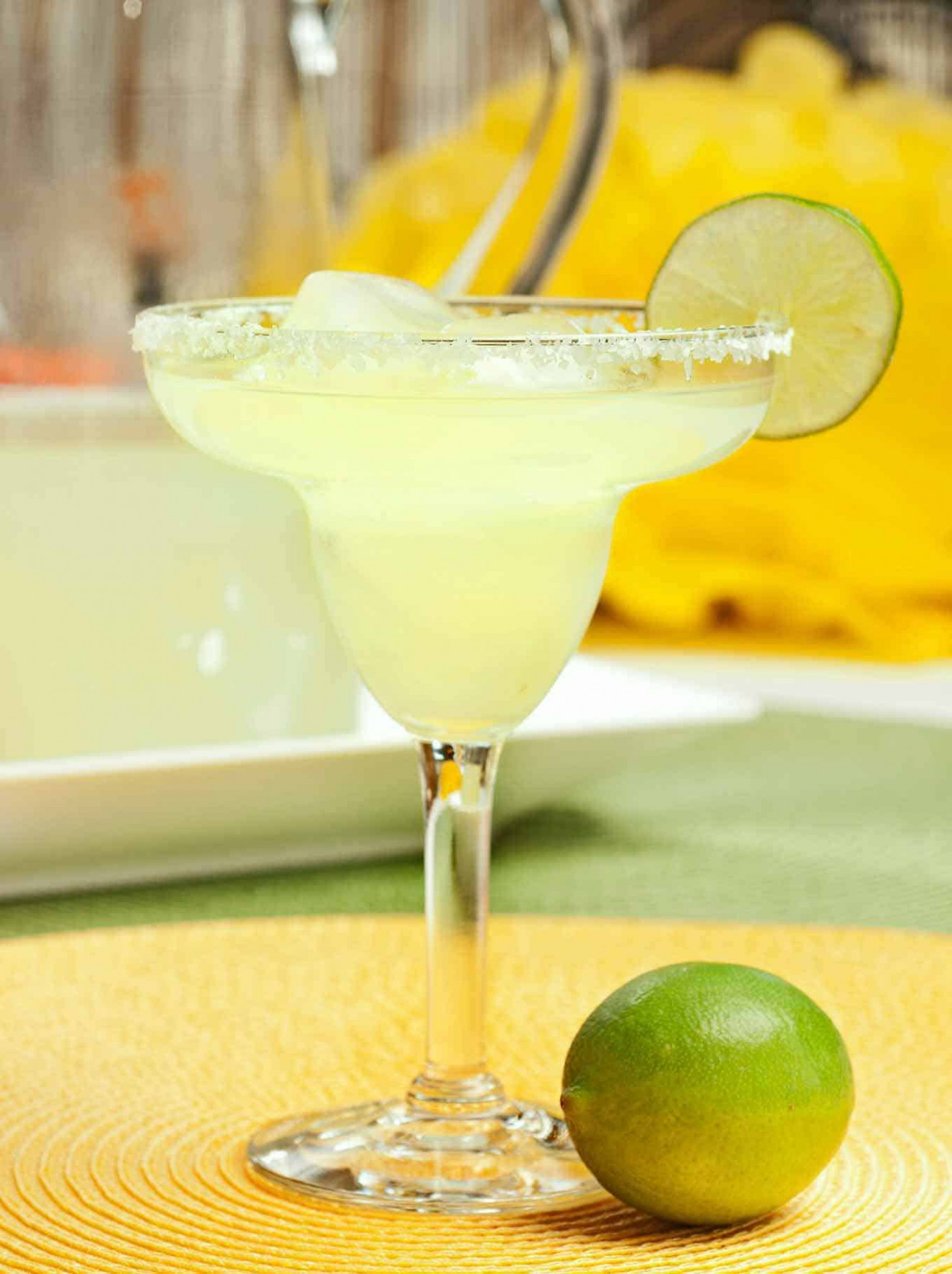 The Perfect Margarita Recipe | MyGourmetConnection - chicken recipes taste of home