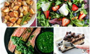 The Perfect Summer Dinner Party Menu | EiEiHome – Recipes Summer Dinner Party