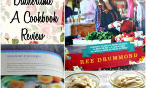 The Pioneer Woman Cooks Dinnertime – Ree Drummond Recipes Chicken