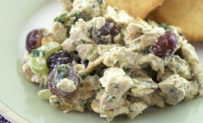 The Quintessential Chicken Salad Recipe | MyRecipes – Salad Recipes Chicken