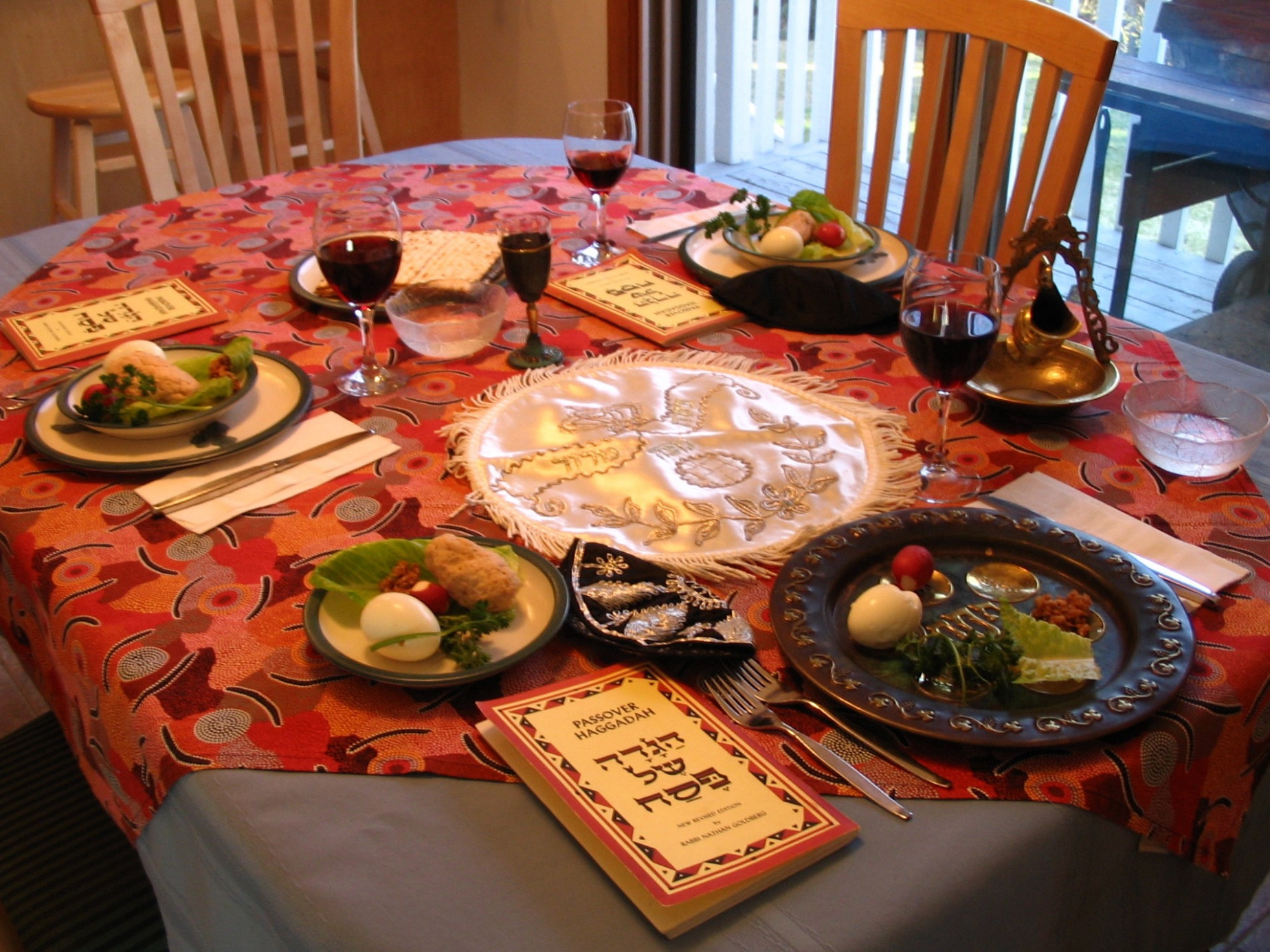 The Secret Behind Jews And Food - One Table, One World - Medium - Jewish Dinner Recipes