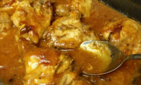 The Thigh Who Loved Me – Chicken Recipes Thighs