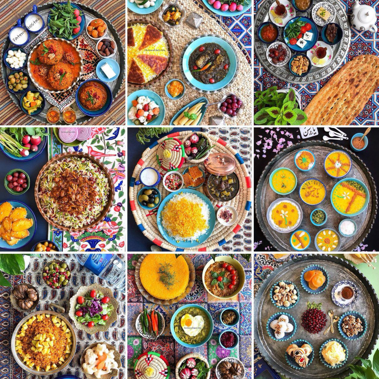 The Top 12 Iranian Food Instagram Accounts That Makes You ..