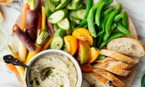 The Ultimate Crudité Platter – Ultimate Recipes Vegetarian