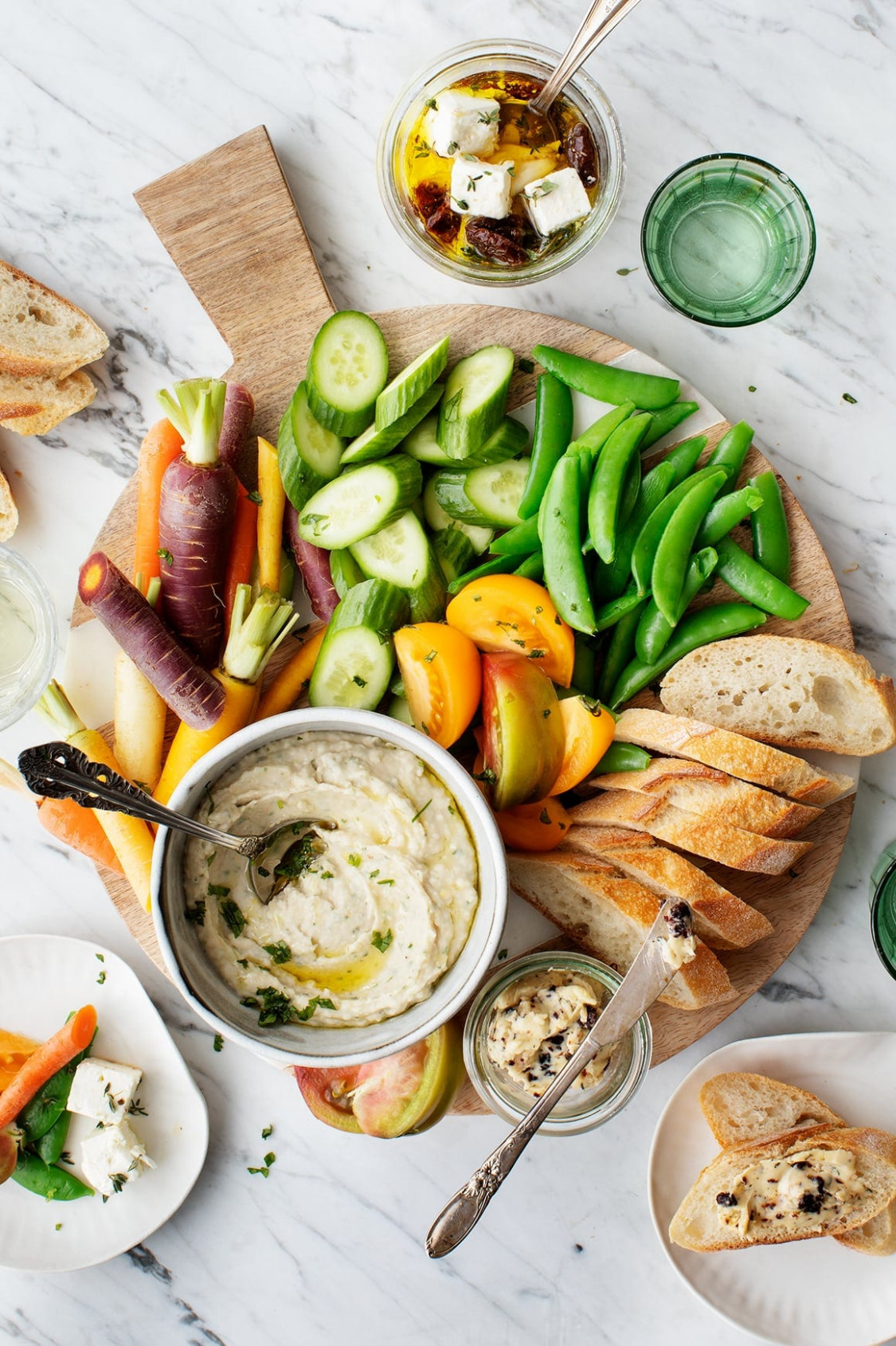 The Ultimate Crudité Platter - ultimate recipes vegetarian
