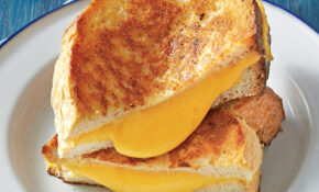 The Ultimate Grilled Cheese Recipe | MyRecipes – Grilled Food Recipes