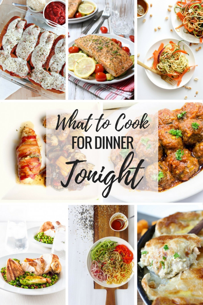 The Ultimate Guide of Easy Weeknight Dinner Recipes ..