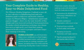 The Ultimate Healthy Dehydrator Cookbook: 14+ Recipes To ..