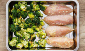 The Ultimate Low Carb High Protein Paleo Sheet Pan Dinner ..