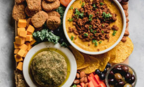 The Ultimate Vegan Party Platter – Emilie Eats – Recipes Dinner With Friends