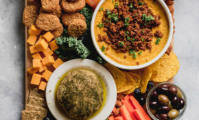 The Ultimate Vegan Party Platter – Vegan Party Food Recipes