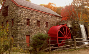 The Wayside Inn Grist Mill | Photos – New England Today – Recipes Boiled Dinner