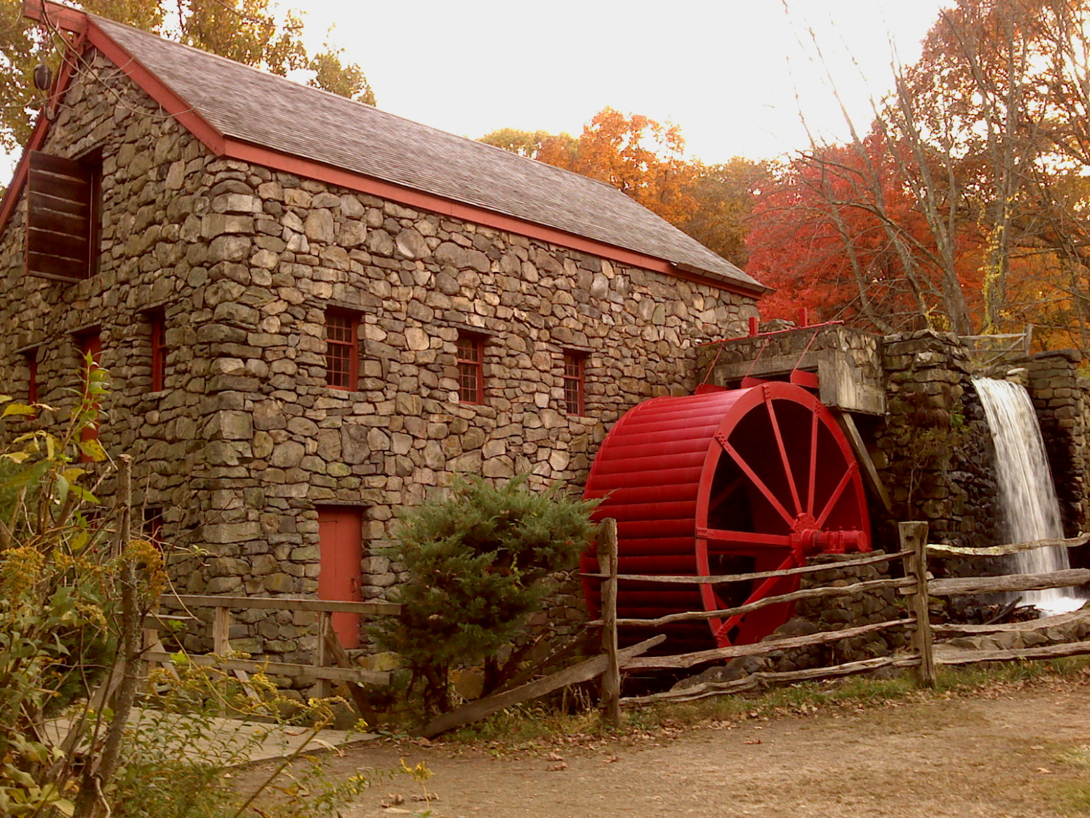 The Wayside Inn Grist Mill | Photos - New England Today - recipes boiled dinner