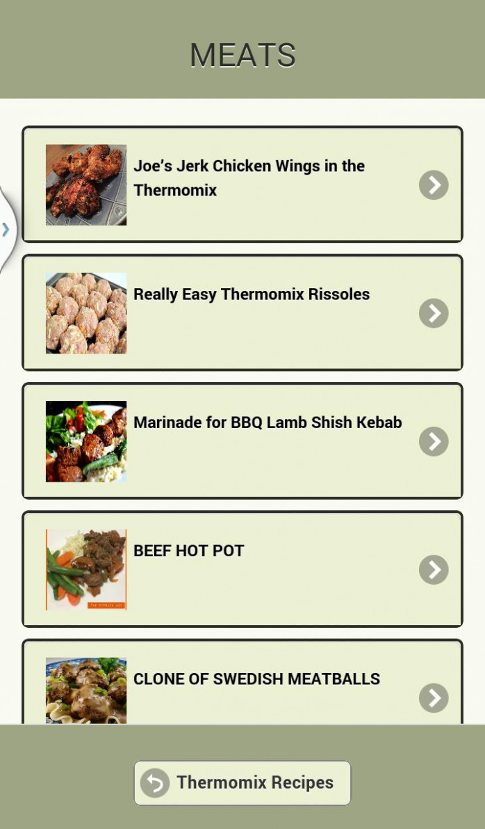 Thermomix Recipes: for Android - APK Download - thermomix recipes chicken