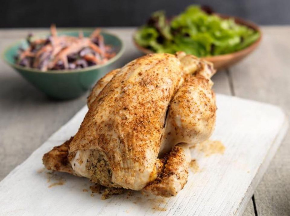 Thermomix SG Blog | Thermomix Varoma Whole Chicken Recipe - Thermomix Recipes Chicken