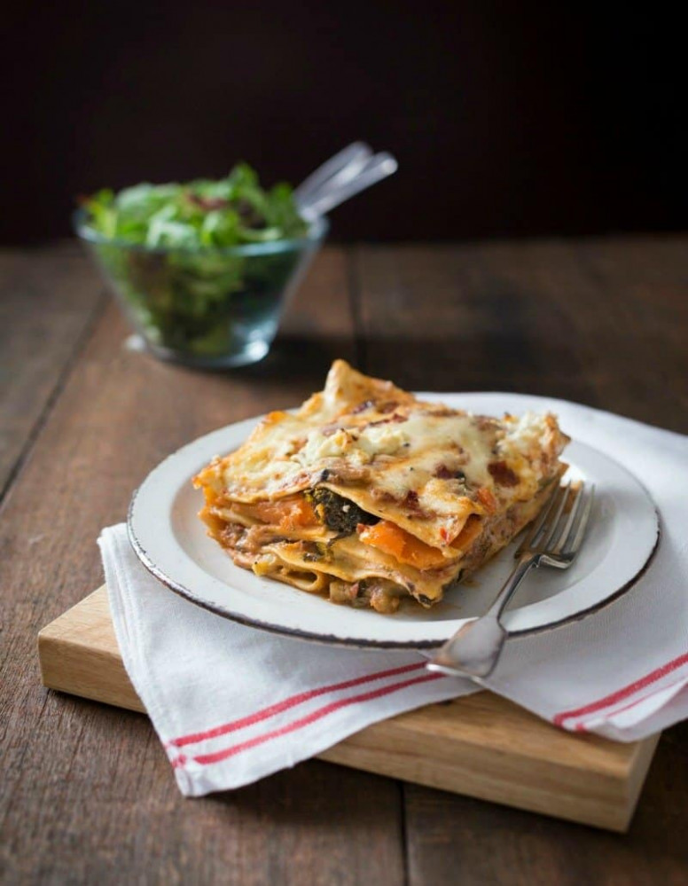 Thermomix Vegetable Lasagne | Thermomix Diva - recipes vegetarian thermomix