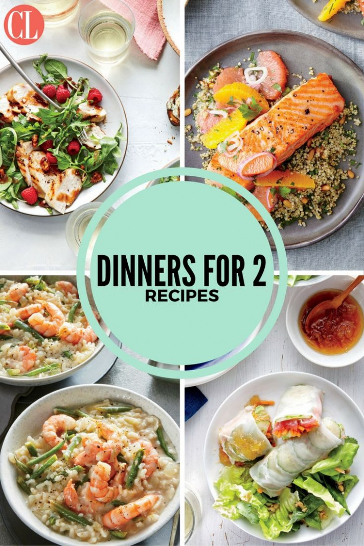 These Romantic Dinners Are Perfect For A Night In | Family ..