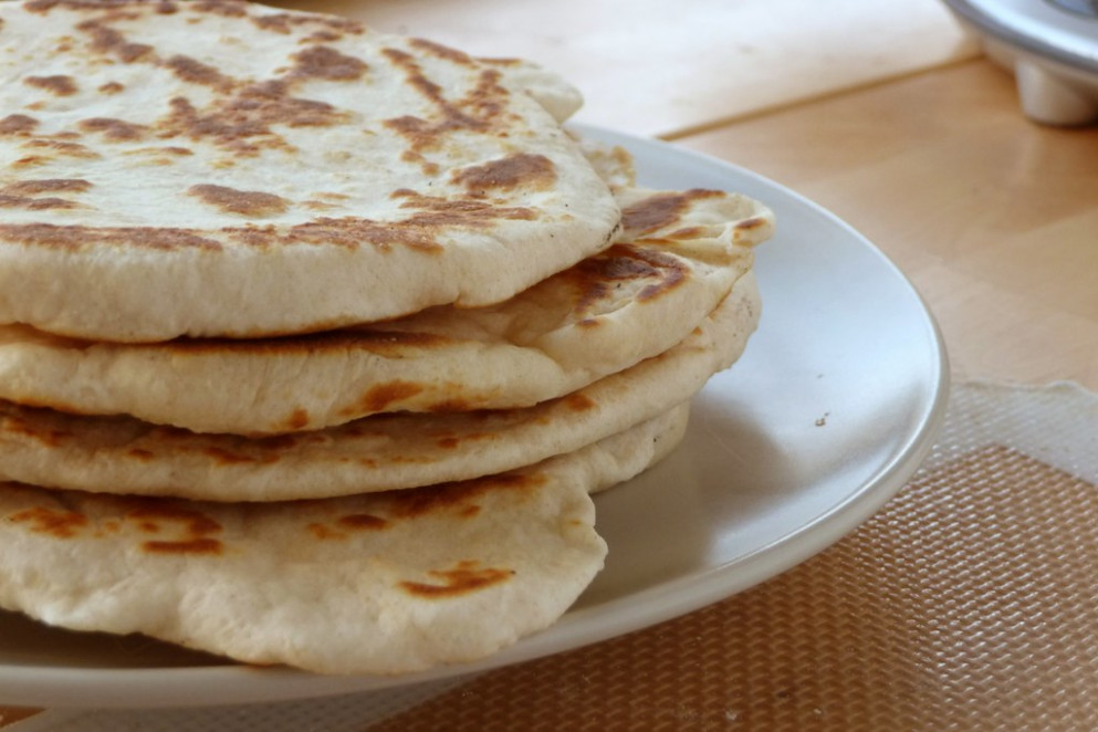Thick & Fluffy Tortillas - recipes for mexican food