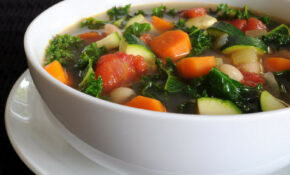 Thick Vegetable Soup Recipe — Dishmaps – Recipes For Vegetarian Soup