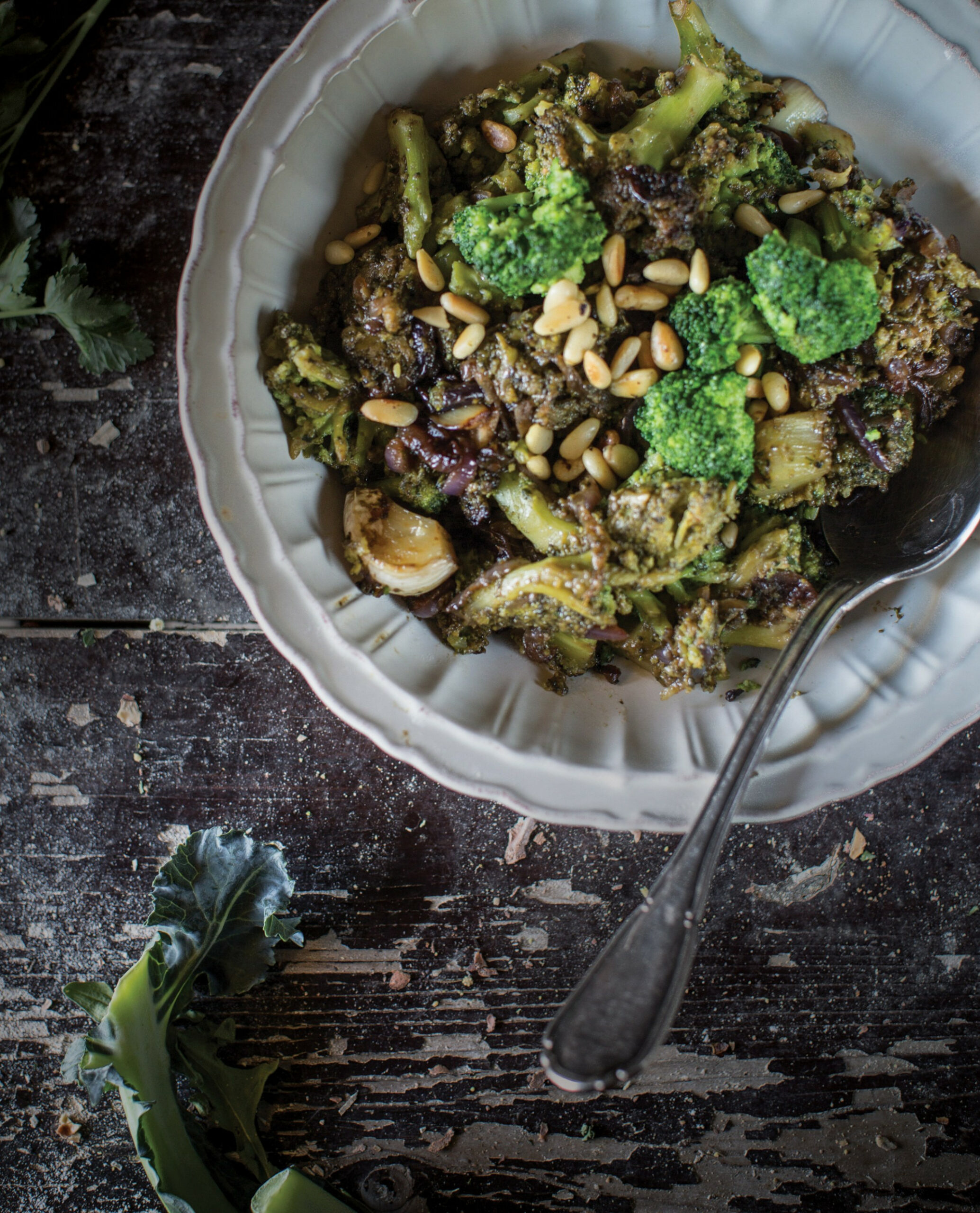 This Healthy Italian Recipe Takes Broccoli to a New Level ..