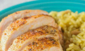 This Oven Baked Chicken Breast Recipe Makes An Easy ..