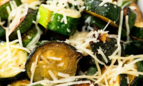 This Parmesan Zucchini And Eggplant Recipe Makes A Quick ..