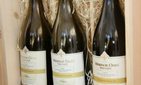 Three Bottle 2007 – 2009 Reserve Chardonnay Vertical In Wood Box – Wine Food Recipes