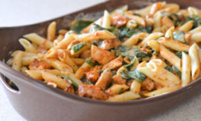 Three Cheese Chicken Florentine – Flour On My Face – Recipes For Family Dinner