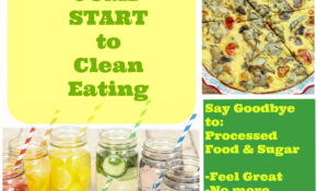 Three – Five Day Jump Start To Clean Eating And Grocery List – Recipes To Lose Weight Vegetarian
