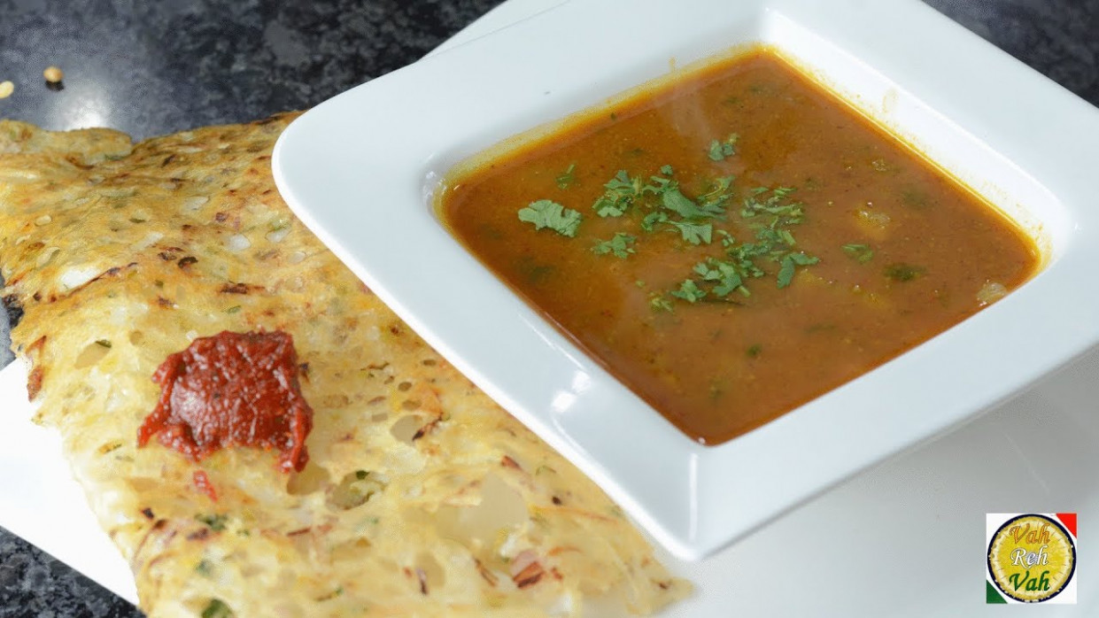 Tiffin Center Sambhar - By Vahchef @ vahrehvah
