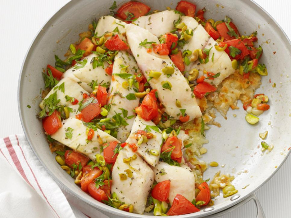 Tilapia Recipes : Food Network | Recipes, Dinners and Easy ..