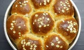 Toasted Oat Dinner Rolls Recipe – Brod And Taylor – Oat Recipes Dinner