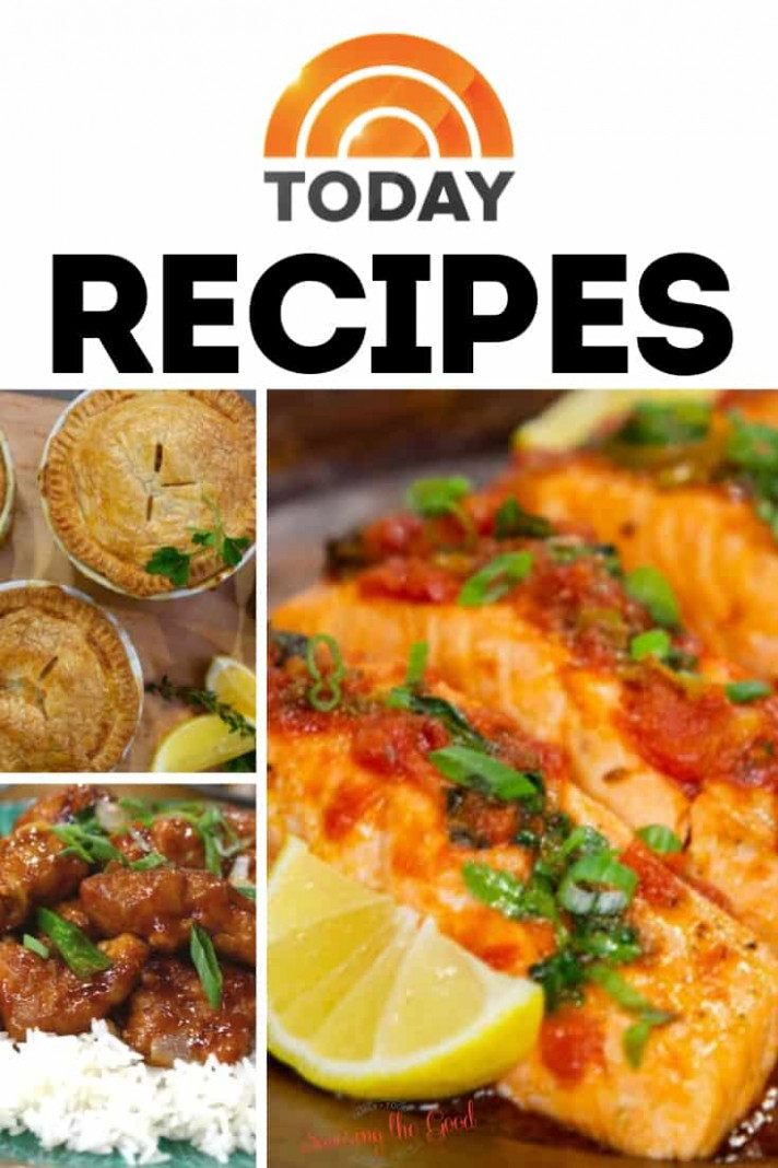 Today Show Recipes | Savoring The Good - Chicken Recipes Ree Drummond