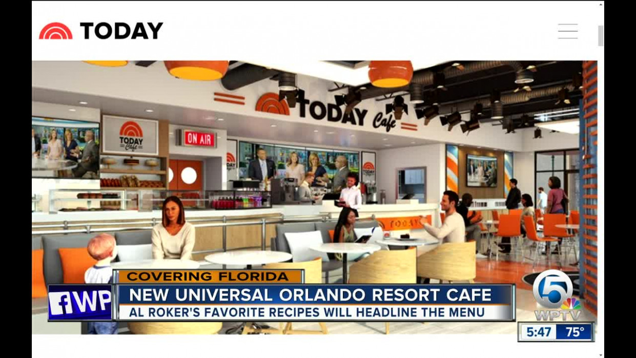 TODAY show themed cafe coming this spring - today show food recipes