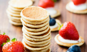 Toddler Pancakes – Healthy And Easy (baby Led Weaning ..