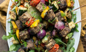 Tofu Shawarma Skewers – Recipes Quick Healthy Dinner