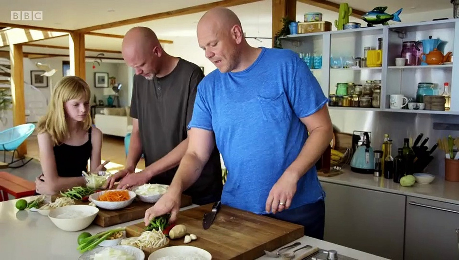 Tom Kerridge's Fresh Start episode 14 – Be Healthy - tom kerridge healthy recipes