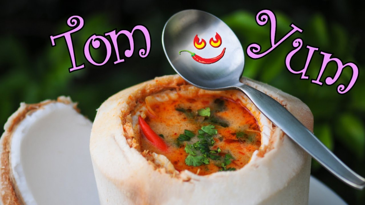 Tom Yum Soup Thai Food Recipes - Learn How to Make Tom Yam ..