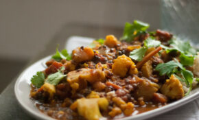 Tomato And Lentil Curry – Recipes Lentils Vegetarian