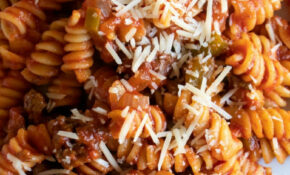 Tomato Beef Pasta – Recipes Dinner Beef