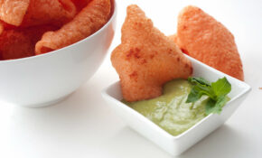 Tomato Chips With Basil Pesto – Recipes Using Dehydrated Food