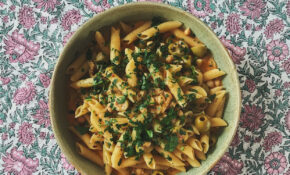 Tonight's Dinner: One Pot Pasta With Chickpeas, Olives And ..