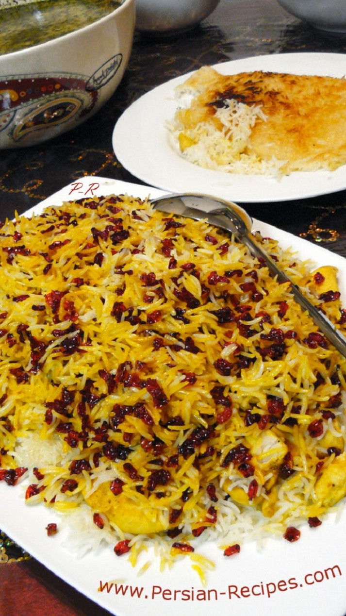 Top 10 Best Persian Recipes | DIY Ideas | Persian rice ...
