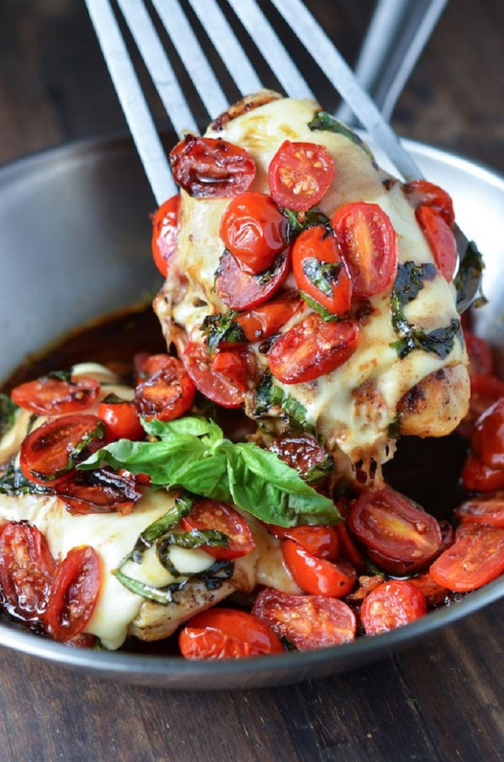 Top 10 Chicken Recipes for Dinner - Top Inspired - chicken recipes with tomatoes