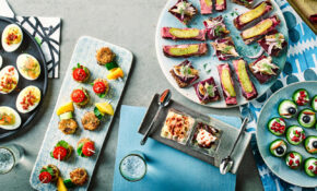 Top 10 Christmas Canapés You Can Make Ahead | BBC Good Food – Easy Dinner Party Recipes Make Ahead