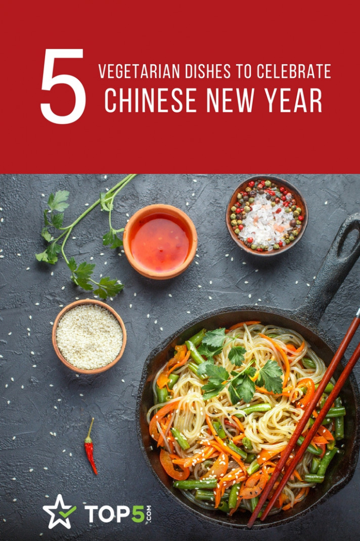 Top 10 Dishes To Celebrate A Vegetarian Chinese New Year - Top10 - chinese new year vegetarian recipes