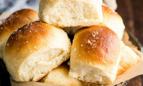 Top 10 Recipes Of 2018 – JoyFoodSunshine – Recipes Homemade Dinner Rolls