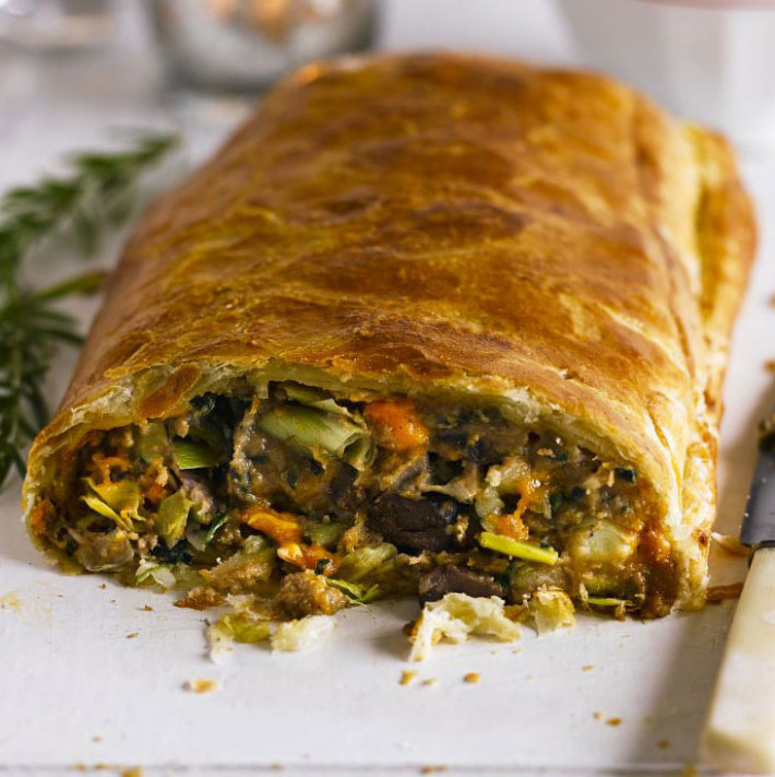 Top 10 things to serve a vegetarian this Christmas | BBC ...