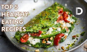Top 11 Best Healthy Eating Recipes – Recipes Good Healthy Food