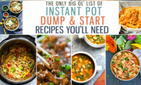 Top 11 Instant Pot Dump And Start Recipes – Cooking With Karli – Best Instant Pot Recipes Vegetarian